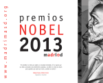 premios nobel-2013