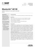 MasterAir® AE 90 - BASF.com