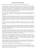 Pérez destacó las acciones del Ejecutivo que vienen realizándose
