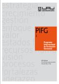 Programa Internacional de Formación Gerencial - Universidad