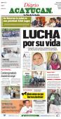 Martes 07 de Octubre de 2014 - Diario de Acayucan