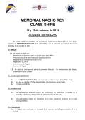 MEMORIAL NACHO REY CLASE SNIPE - Snipe Spain - INICIO