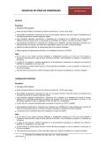 SOLICITUD DE VISAS DE TEMPORALES - Superintendencia