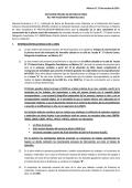 México D.F. 20 de octubre de 2014. INVITACIÓN PRIVADA EN