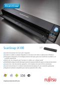 ScanSnap iX100 - Fujitsu