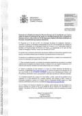 MINISTERIO DE ECONOMÍA Y COMPETITIVIDAD - Sede Electrónica