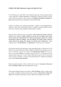 Programa - Coral Jacara
