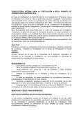 CONVOCATORIA INTERNA PARA LA POSTULACIÓN A BECA