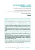 glomerulonefritis aguda postinfecciosa - Asociación Española de