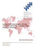 Las relaciones América Latina, el Caribe y la Cuenca del Pacífico