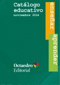 Catálogo educativo - nov. 21014 - Octaedro Editorial