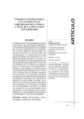 Enfoque gnoseológico en la enseñanza y aprendizaje de la física a