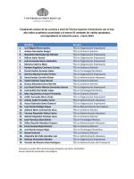 listado - Consejo Académico - Universidad Simón Bolívar