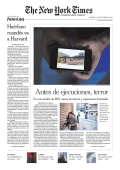 New York Times - Prensa Libre
