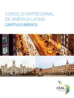 Consejo empresarial de amériCa latina - Ceal Ibérico