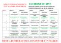 MENU A DOMICILIO 5.50 €, CON POSTRE 6 € Y MAXI 8€