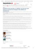 Infraestructuras aprueba un catálogo con técnicas para - Avaesen