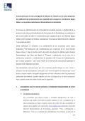 Instrucciones para el voto y delegación a distancia en relación con