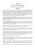 """PROMOCIÓN """"NOMBRE DE LA PROMOCIÓN DE - Paseo Metropoli"""