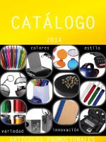 Catálogo - global import