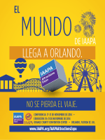 Lea el folleto de IAAPA Attractions Expo 2014 en Español aquí.