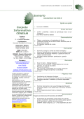 Boletín Carpeta Informativa del CENEAM - Noviembre 2014