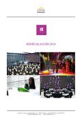 Consulta nuestros menús Selección 2014 - Hotel Jaime I
