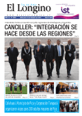 "CANCILLER: ""INTEGRACIÓN SE HACE DESDE - Diario Longino"