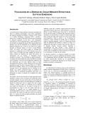 focalización de la energía del oleaje mediante estructuras elípticas