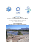 V Congreso SETAC Argentina - Sociedad de Toxicología y Química
