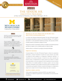 THE SENIOR HR - Seminarium