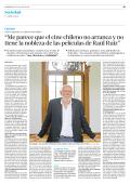 """""""Me parece que el cine chileno no arranca y no tiene - Papel Digital"""