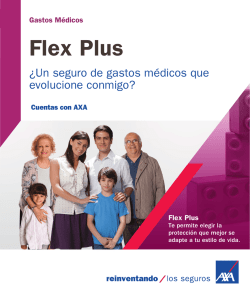 Flex Plus - Axa