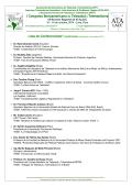 Conferencistas - Asociación Iberoamericana de Telesalud y