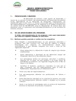 Bases Administrativas Emprendedores Turismo 2014 - Linares