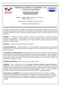 PROGRAMA DE BECAS FULBRIGHT - IIE A NIVEL DE MAESTRIA