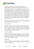 CONDICIONES GENERAL DE VENTA DE - Proquibasa