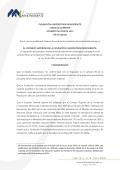 Estatuto General - Fundación Universitaria Monserrate