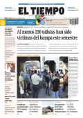 Al menos 230 udistas han sido víctimas del hampa este - El Tiempo