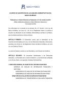 ACUERDO DE ADSCRIPCIÓN DE LAS - Banco de México