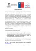 ! ! Acuerdo de colaboración UNESCO - ENLACES MINEDUC para