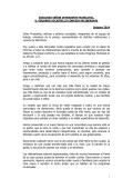 Discurso Informe de Gestión Octubre 2014 - Municipalidad de Villa