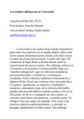 Leer versión extensa - Universidad Metropolitana de Caracas