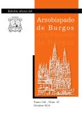 Boletín Octubre 2014 - Archidiócesis de Burgos