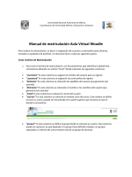 Manual de matriculación Aula Virtual Moodle - Aulas Virtuales