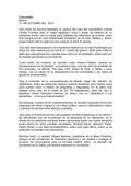 Trascendió Milenio 10 DE OCTUBRE DEL 2014 - Sistema Integral