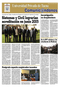 Comunicándonos - Universidad Privada de Tacna