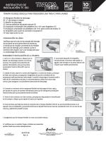 Trampa Flexible Sencilla ID: 710631914019 Instructivo - Coflex