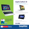 Aspire Switch 10 - Compudabo