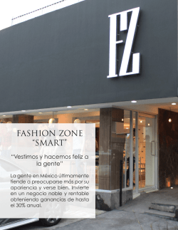 "FASHION ZONE ""SMART"""